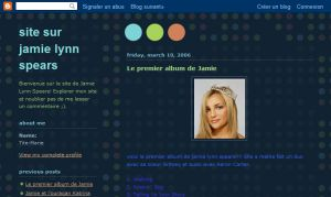 Site sur Jamie Lynn Spears