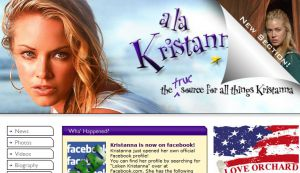 Kristanna.com » The true source of all things Kristanna