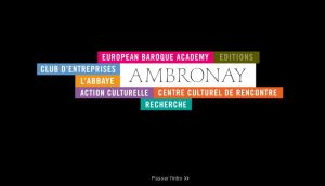 Site officiel : http://www.ambronay.org