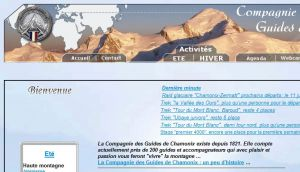 Site officiel : http://www.chamonix-guides.com
