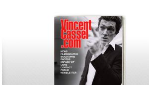 Site Officiel : VINCENT CASSEL - SITE OFFICIEL