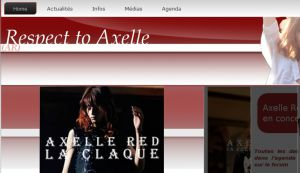 Site officiel : http://respecttoaxelle.free.fr