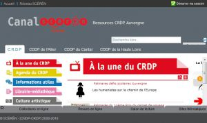 Site officiel : http://crdp.ac-clermont.fr