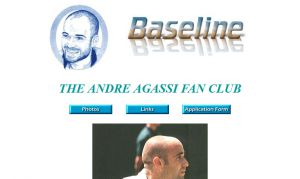 Site officiel : http://www.andreagassi.co.uk