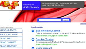 Site officiel : http://www.andresite.com