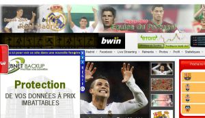 Site officiel : http://www.ronaldo-football.net/