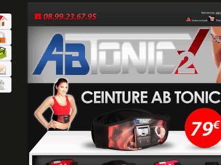 Site officiel : http://ceinture-abtonic.com