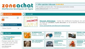 Site officiel : http://www.zoneachat.com