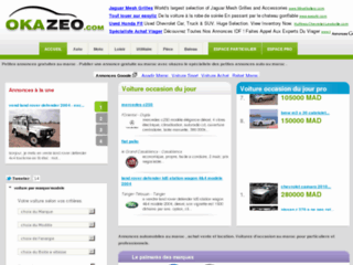 Site officiel : http://www.okazeo.com