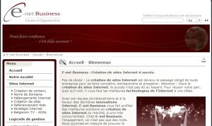 Site officiel : http://www.e-net-b.be