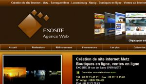 Site officiel : http://exosite.fr