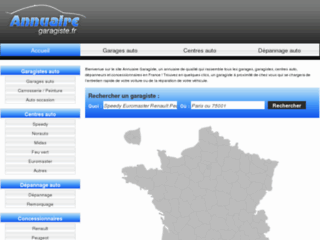 Site officiel : http://www.annuairegaragiste.fr
