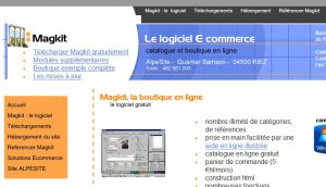 Site officiel : http://www.magkit.com