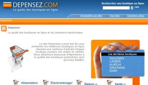 Site officiel : http://www.depensez.com