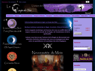 Site officiel : http://www.lacoupedesfees.com