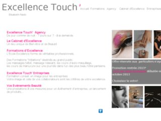 Site officiel : http://www.excellencetouch.com