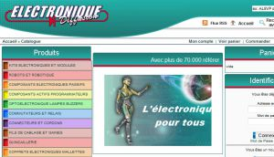 Site officiel : http://www.electronique-diffusion.fr
