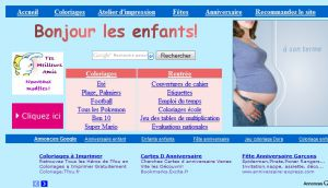 Site officiel : http://www.bonjourlesenfants.net