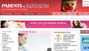 Site officiel : http://www.parents.fr