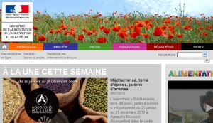 Site officiel : http://alimentation.gouv.fr