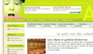Site officiel : http://www.alimentation-france.com