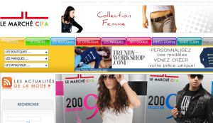 Site officiel : http://www.lemarchecifa.com