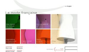Site officiel : http://www.lamodefrancaise.org