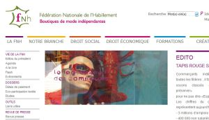 Site officiel : http://www.federation-habillement.fr