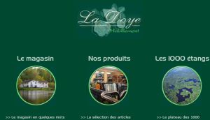 Site officiel : http://www.la-doye-habillement.fr