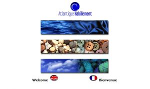 Site officiel : http://www.atlantique-habillement.com