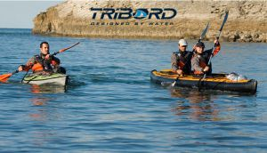 Tribord, designed by water
