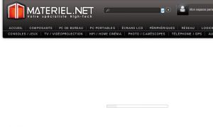 Site officiel : http://www.materiel.net