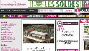 Site Officiel www jardindeco com