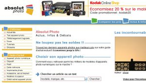 Site officiel : http://www.absolut-photo.com
