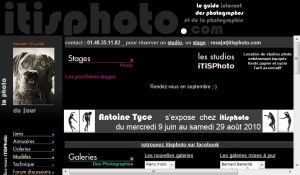Site officiel : http://www.itisphoto.com