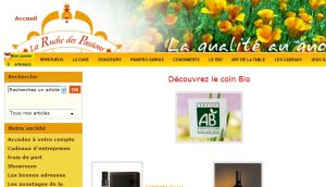Site Officiel www laruchedespassions com