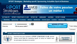 Site officiel : http://www.sportstrategies.com