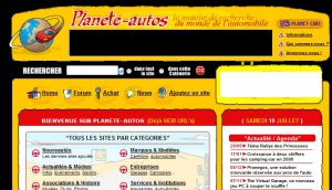 Site officiel : http://www.planete-autos.com