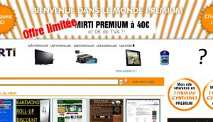 Site officiel : http://www.mirti.com