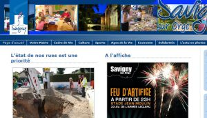Site officiel : http://www.savigny.org