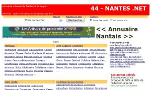 Site officiel : http://www.44-nantes.net