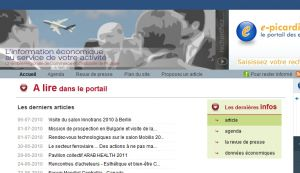 Site officiel : http://www.e-picardie.net
