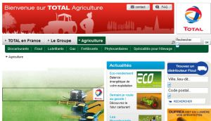 Site Officiel : Agriculture Total