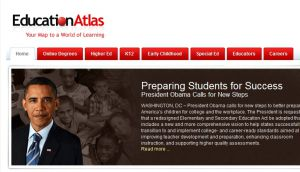 Site officiel : http://www.educationatlas.com