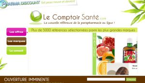 Site officiel : http://www.pharmadiscount.com