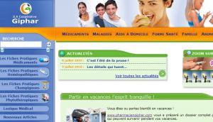 Site officiel : http://www.pharmaciengiphar.com