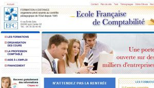 Site officiel : http://www.efcformation.com