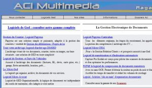 Site officiel : http://www.aci-multimedia.net