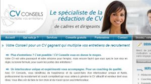 Site officiel : http://www.cvconseils.com