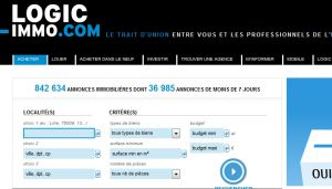 Site officiel : http://www.logic-immo.com